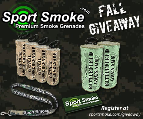 Sport Smoke Fall Giveaway!