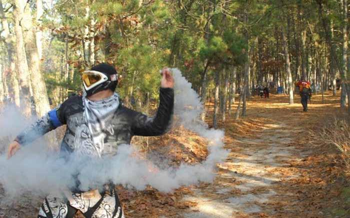 Sport Smoke Smoke Grenades Tactical Smoke Grenade