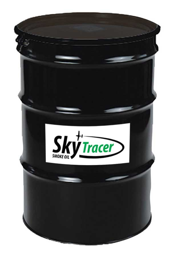 Skytracer smoke oil 55 gallon drum for 55 gallon motor oil prices