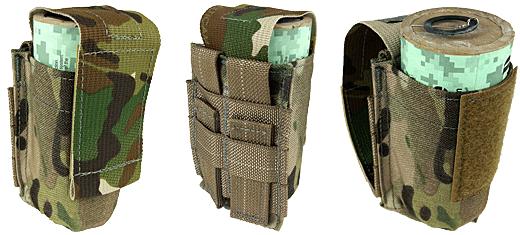 BattleField Smoke Grenade Pouch (multicam)