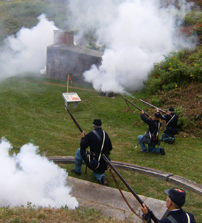 Sport Smoke Grenades used for reenactments