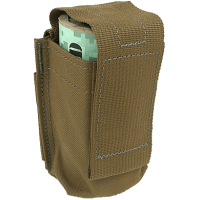 Sport Smoke Battlefield Smoke Grenade Pouch Coyote Brown